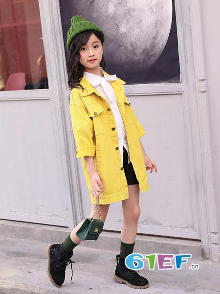 喜讯!dishion的纯再携手品牌童装网 同创未来!
