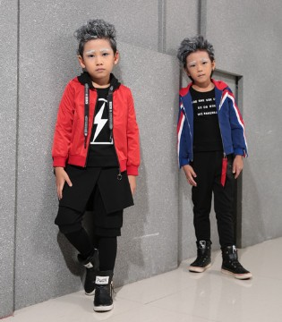 小猪芭那秋季新品童装:为孩子的世界上色 !