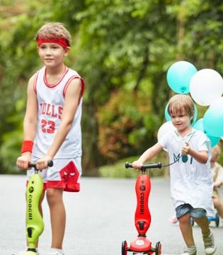 儿童滑板车怎么挑选?家长们要知道的选购技巧