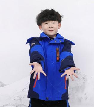 班吉鹿秋冬户外冲锋衣  孩子们穿对了吗