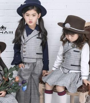 DHAiii东宫皇子童装  引领孩子潮流前沿