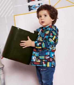 铅笔俱乐部:秋天 记得这样给孩子搭配服装哦!