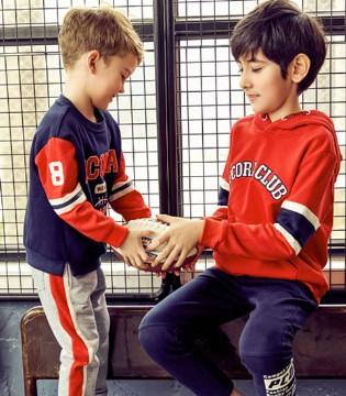 确认过品牌 得到孩子的宠爱――巴柯拉童装