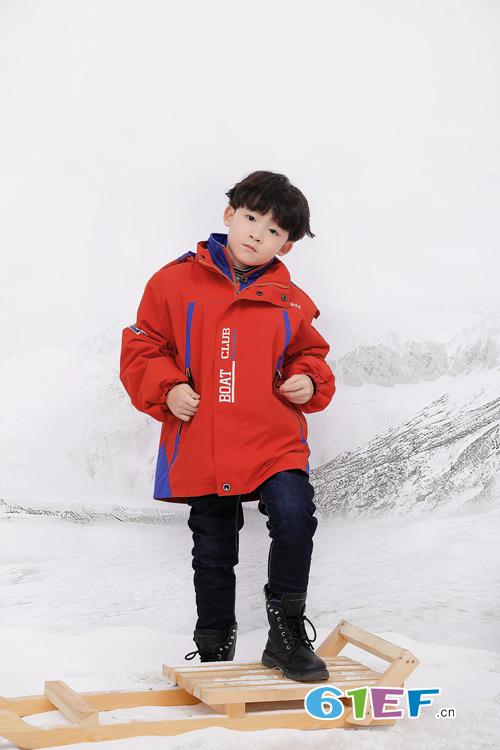 有温度 有态度 还有爱――班吉鹿秋季童装新品!