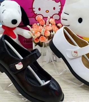 Hello  Kitty凯蒂猫甜美的公主鞋 时尚百搭