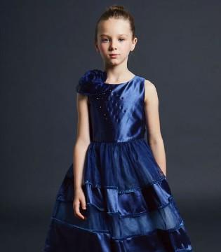 法纳贝儿童装 只给品质 品位 高贵的小公主