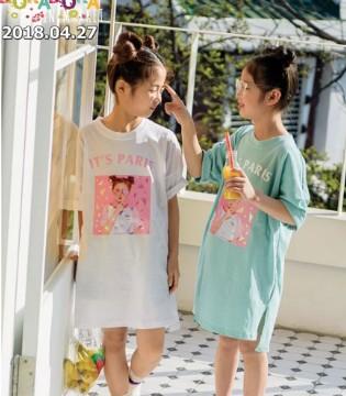 来自韩国的童装品牌 拉酷儿让你更具国际范