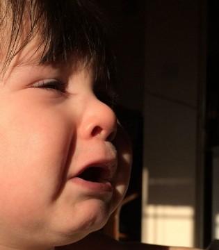 你没有理由不让孩子哭 孩子哭吧哭吧不是罪!