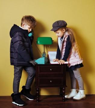 哈吉斯童装:让时髦的温暖带着孩子前进!