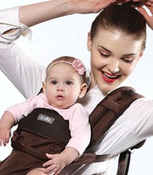 带娃神器   新手妈妈知道婴儿背带都有哪些材质吗?
