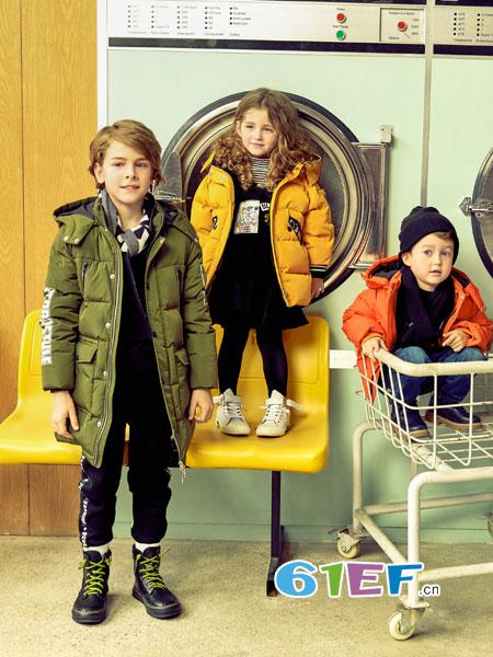 """儿童服装""""品质管家"""" 加盟选择巴柯拉更靠谱"""
