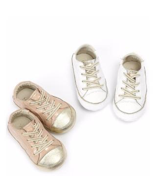 妈妈们挑选童鞋  这些步骤要get起来