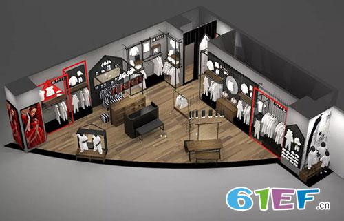 祝贺久久时尚童装品牌山东德州百货店盛大开业!