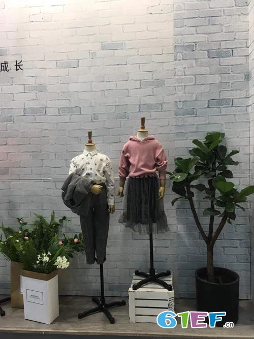 泡泡噜童装参展CHIC博览会 诚邀您前来参观!
