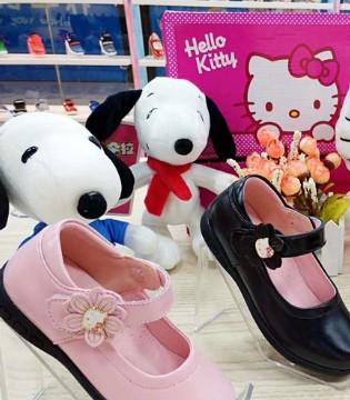 Hello Kitty凯蒂猫 孩子不能错过的一款童鞋!