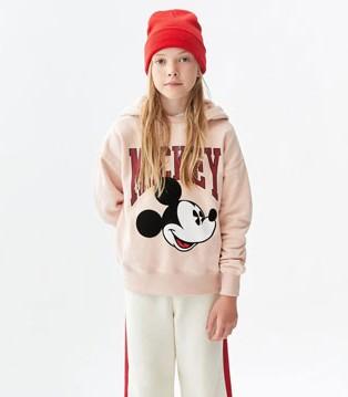 Zara kids2018金秋上新 秋冬留存温度与童趣