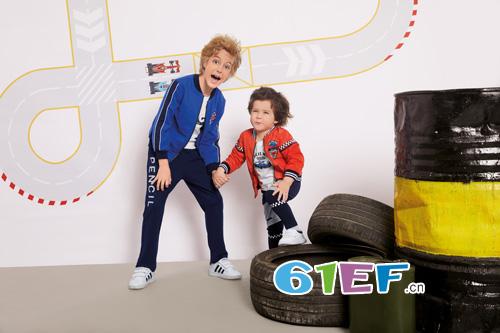 怎么穿让孩子活力又时尚?让宝贝运动起来!