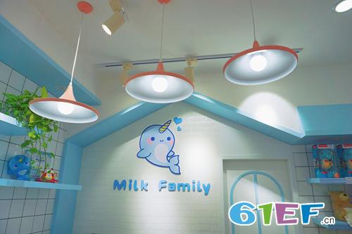 祝贺Milk Family母婴品牌杭州店开业大吉!