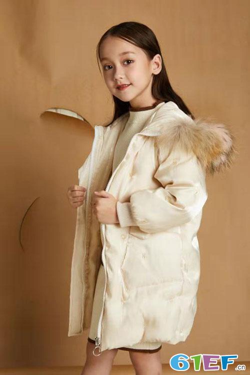 新时尚:茵赛童装品牌2018冬季新品童装来袭!