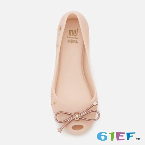 巴西Mini Melissa秋日童鞋 让宝贝的小脚香香哒
