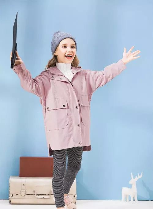 逗龙童装 给宝贝的初秋衣橱来点儿灵感