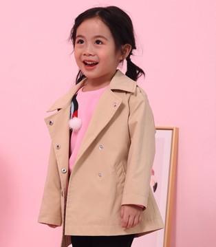 贝布熊童装新品上市 秋冬粉红是主打色