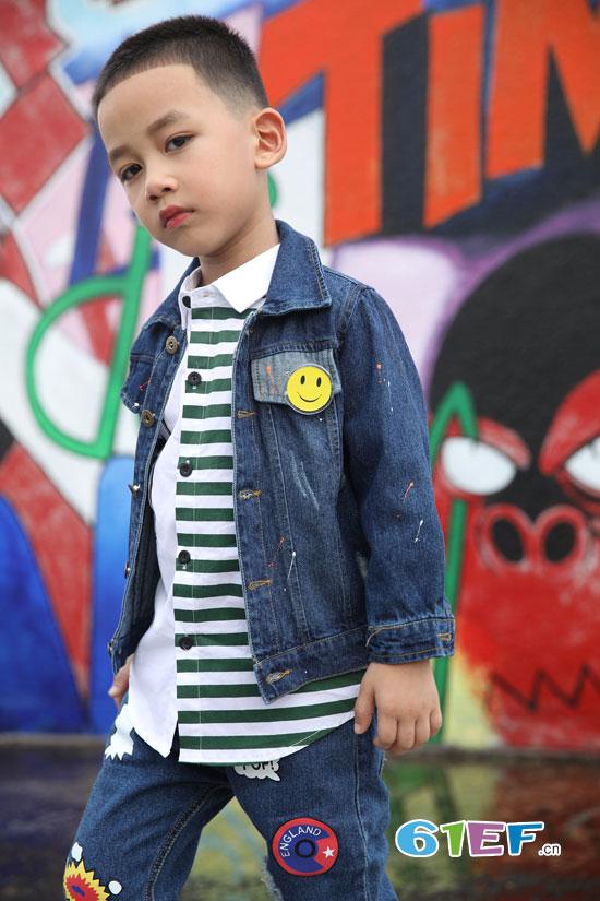 土巴兔秋季新品 让小男孩帅起来并不难