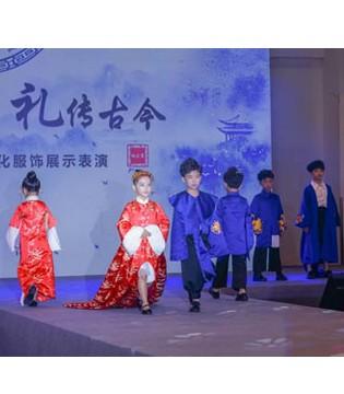 首个国际少儿艺术博览会盛大开幕了  少年的艺术世界