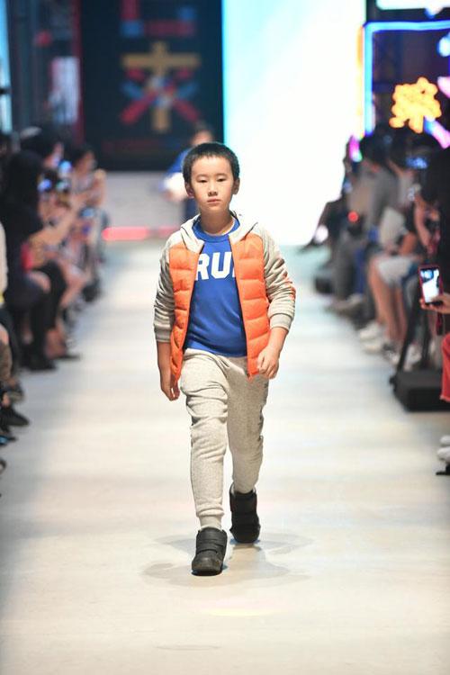 2018中国国际儿童时尚周361度儿童流行趋势发布