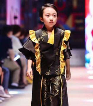 笙生-春夏高定龙8国际娱乐官网趋势发布亮相中国国际儿童时尚周