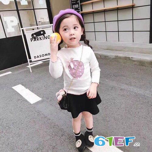 淘淘兔2018秋冬新品 为孩子呈现暖心花花世界!