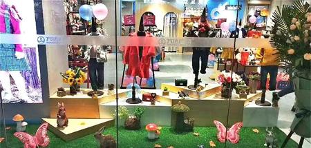 与国同庆 8店连开!兔子杰罗邀您一起狂欢国庆!