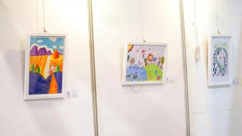 收官不收心期待明年再会首个国际少儿艺术博览会落下帷幕