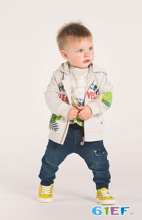 西班牙Boboli童装 让宝贝穿出阳光活力感