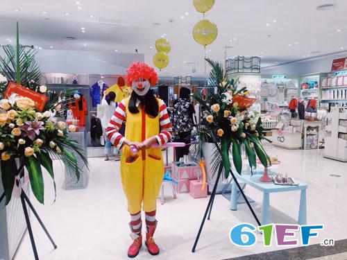 祝贺minichoc潮流童装品牌江苏双店同开 财运滚滚!