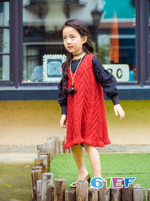 甘愿做一只小瓢虫 化为孩子的保护色!
