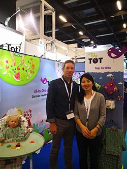 海外秀进口母婴受邀参加2018德国科隆国际婴童展