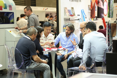 2019 国际数码印花展将与CBME中国同期举办