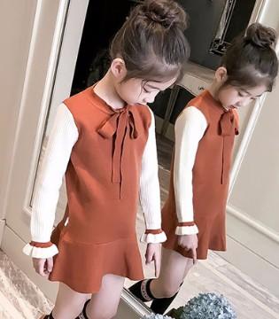 今秋复古潮童单品  穿出宝贝的优雅气质