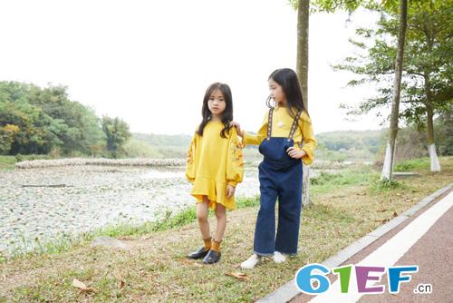 """""""布岛小伊""""童装2019春夏新品巡展会株洲站!"""