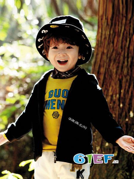 孩子的世界没有秋天 每天都是花里胡哨的春!
