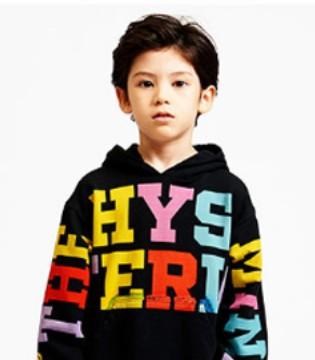 Hysteric mini潮牌童装 精致的印花艺术