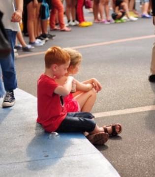 小孩也会得抑郁症 怎么让孩子远离抑郁