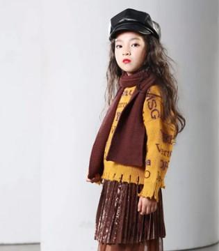 韩依宝贝重新定义冬季时尚 宝贝冬天也可以很cool