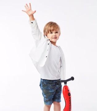 无滑板不童年  滑板车有那几种类型