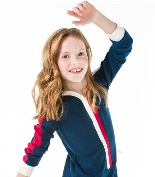 来自西班牙boboli童装品牌 鲜艳装饰五彩的童年