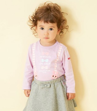 日本mikihouse高级童装品牌 轻松打造潮范