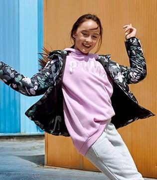 Puma童装 动感气息带给孩子独特童年时光