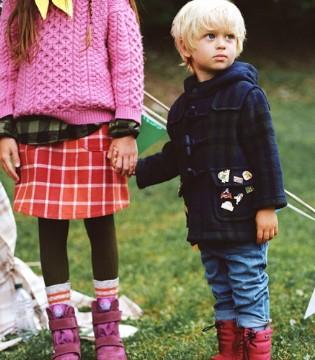 那都乐Naturino 携手打造舒适时尚童鞋