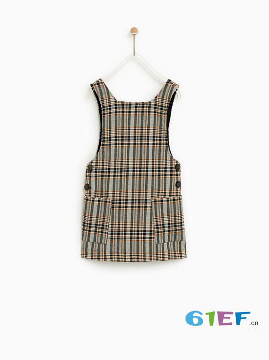 Zara童装新款来袭 描绘孩子的快乐童年